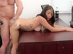 Angellyna Video - BackroomCastingCouch