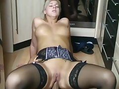 My Unambiguous German Step Sister Stodgy for Anal Sex with Me