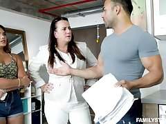Sexy bootyful stepsister Keilani Kita is fucked by hot blooded stepbrother