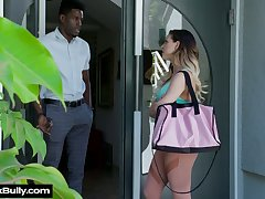 Massive aggressive dick is everything lustful white wholesale Cherie Deville desires every swain